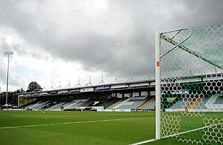 Huish Park - Mandatory byline: Neil Brookman/JMP - 07966386802 - 15/08/2015 - FOOTBALL - Huish Park -Yeovil,England - Yeovi Town v Bristol Rovers - Sky Bet League One