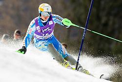BYGGMARK Jens of Sweden competes during 1st Run of Men's Slalom - Pokal Vitranc 2012 of FIS Alpine Ski World Cup 2011/2012, on March 11, 2012 in Vitranc, Kranjska Gora, Slovenia.  (Photo By Vid Ponikvar / Sportida.com)