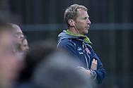 Bilthoven - SCHC - Tilburg  Heren, Hoofdklasse Hockey Heren, Seizoen 2017-2018, 13-04-2018, SCHC - Tilburg 1-1,  Michiel van der Struijk (SCHC)<br /> <br /> (c) Willem Vernes Fotografie