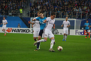 Zenit vs Rosenborg - 19 October 2017