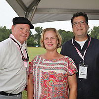 Chris Wegner, Sharon and Rick Schmitt