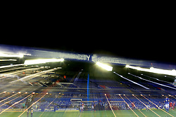 Slow shutter general view of St Andrews during the Carabao Cup first round match with Crawley Town - Mandatory by-line: Paul Roberts/JMP - 08/08/2017 - FOOTBALL - St Andrew's Stadium - Birmingham, England - Birmingham City v Crawley Town - Carabao Cup