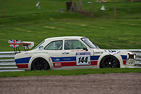 #144 Tim Foxlow Ford Escort RSR 2500  during CNC Heads Sports / Saloon Championship as part of the BARC NW Championship Raceday at Oulton Park, Little Budworth, Cheshire, United Kingdom. October 21 2017. World Copyright Peter Taylor/PSP.