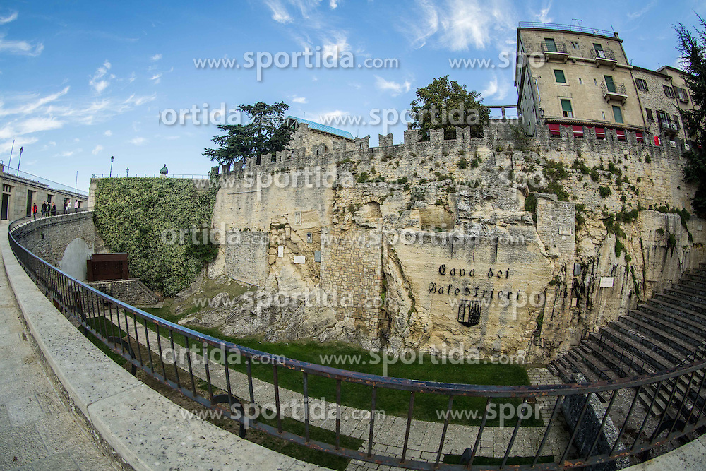 Cava del Balestrieri in City of San Marino, on October 12, 2015 in Republic of San Marino. Photo by Vid Ponikvar / Sportida
