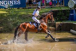 Klimke Ingrid, GER, Horseware Hale Bob<br /> Luhmühlen - LONGINES FEI Eventing European Championships 2019<br /> Geländeritt CCI 4*<br /> Cross country CH-EU-CCI4*-L<br /> 31. August 2019<br /> © www.sportfotos-lafrentz.de/Dirk Caremans