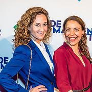 NLD/Amsterdam/20170420 - Premiere De Mannentester, Renee Fokker, ..... en Eva van de Wijdeven