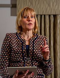 Pictured: Deirdre Michie<br /><br />Deirdre Michie, chief executive of offshore oil and gas<br />industry bodym, OGUK, was in Edinburgh today and gave a speech responding to UK and Scottish Government net zero emission commitments.<br /><br />Ger Harley   EEm 30 Janury 2020