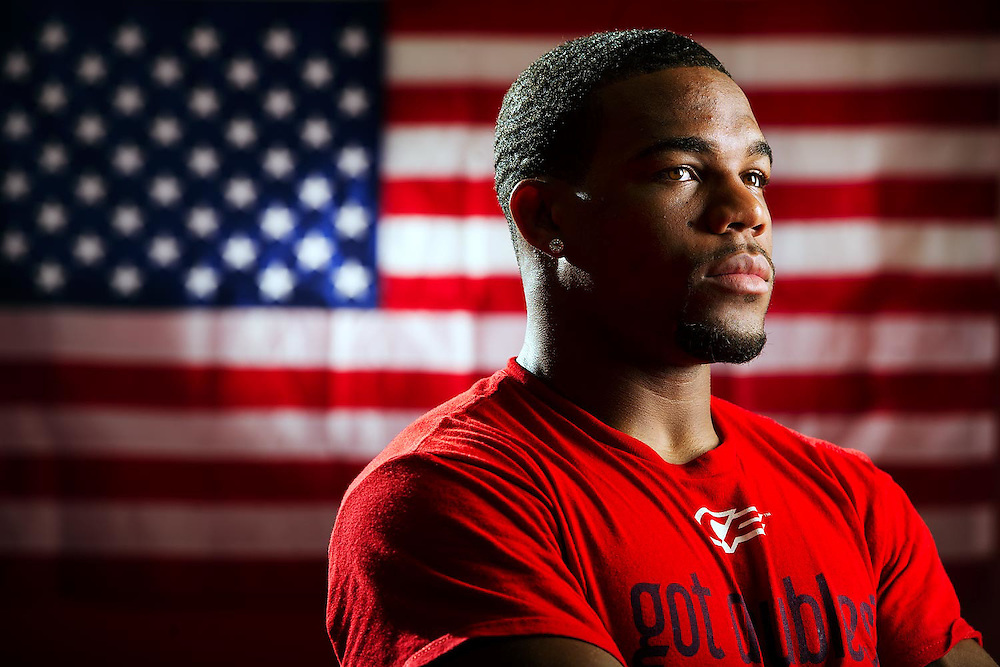 Former Nebraska wrestler, Jordan Burroughs, will be representing the United States in the 2012 London Olympics.