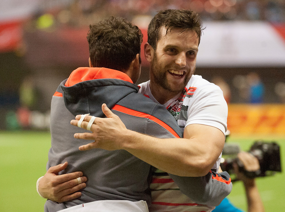 England Win the 2017 Canada Sevens,  Round Six of the World Rugby HSBC Sevens Series in Vancouver, British Columbia, Sunday March 12, 2017. <br /> <br /> Jack Megaw.<br /> <br /> www.jackmegaw.com<br /> <br /> jack@jackmegaw.com<br /> @jackmegawphoto<br /> [US] +1 610.764.3094<br /> [UK] +44 07481 764811