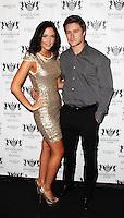 LONDON - July 20: Jacqueline Jossa & Tony Discipline at the Kensington Club Celebrity Launch (Photo by Brett D. Cove)