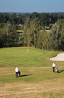 AMERICA (Neth.) - Golfbaan Golfhorst. Hole 3 . COPYRIGHT KOEN SUYK