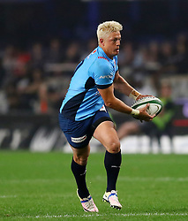 Tian Schoeman of th eBulls during the Currie Cup match between the The Sharks and The Blue Bulls held at King's Park, Durban, South Africa on the 27th August 2016<br /> <br /> Photo by:   Anesh Debiky / Real Time Images