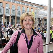 NLD/Schiedam/20110416 - Opening Nationale Sportweek 2011, Olga Commandeur