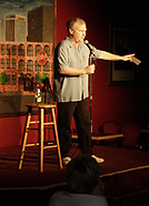 2007 - Rob Haney at Wiley's Comedy Club in Dayton