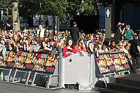 One Direction: This Is Us - World film premiere, Leicester Square, London UK, 20 August 2013, (Photo by Richard Goldschmidt)