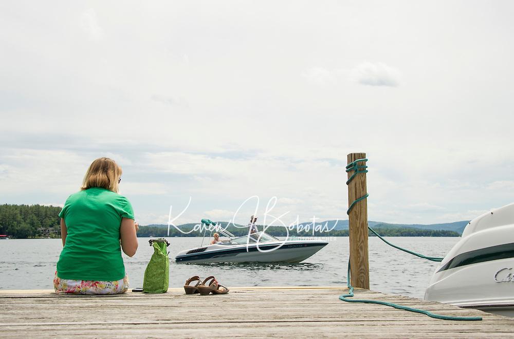 Wolfeboro features for New England Boating.  ©2016 Karen Bobotas Photographer