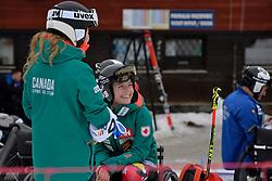 Behind the scenes at 2018 World Para Alpine Skiing Cup, Kranjska Gora, Slovenia