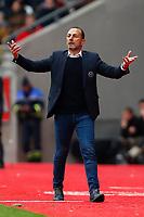 Michel Der Zakarian ( Entraineur coach Reims )