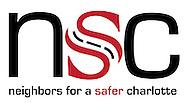 Neighbors for a Safer Charlotte logo. Logo design by Yalonda M. James