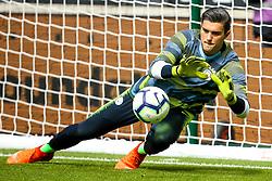 Arijanet Muric of Manchester City - Mandatory by-line: Robbie Stephenson/JMP - 25/08/2018 - FOOTBALL - Molineux - Wolverhampton, England - Wolverhampton Wanderers v Manchester City - Premier League