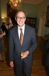 LOYD GROSSMAN at a party to celebrate the publication of 'A Much Married Man' by Nicholas Coleridge held at the ESU, Dartmouth House,  37 Charles Street, London W1 on 4th May 2006.<br /><br />NON EXCLUSIVE - WORLD RIGHTS