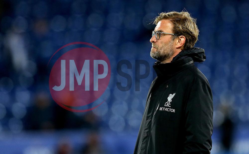 Liverpool manager Jurgen Klopp - Mandatory by-line: Robbie Stephenson/JMP - 27/02/2017 - FOOTBALL - King Power Stadium - Leicester, England - Leicester City v Liverpool - Premier League