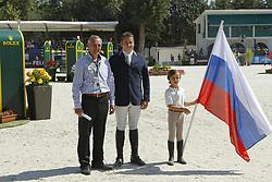 Team Russia<br /> FEI European Jumping Championship -  2011<br /> (c) www.sportfotos-Lafrentz. de/Stefan Lafrentz