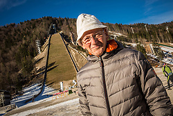 Miro Cerar prior to the official opening of the new Nordic centre Planica, on December 11, 2015 in Planica, Slovenia. Photo by Vid Ponikvar / Sportida