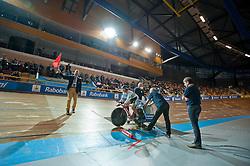 , AUS, 500m TT, 2015 UCI Para-Cycling Track World Championships, Apeldoorn, Netherlands