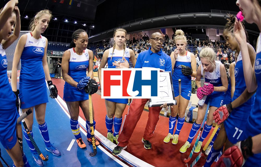 BERLIN - Indoor Hockey World Cup<br /> Women: Germany - Namibia<br /> foto: HANDURA Erwin.<br /> WORLDSPORTPICS COPYRIGHT FRANK UIJLENBROEK