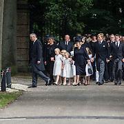 NLD/Lage Vuursche/20130816 - Uitvaart prins Friso