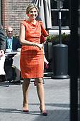 Koningin Maxima lanceert werkgeverswebsite