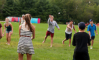 Gilford Old Home Day Egg Toss August 27, 2011.