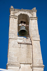 Church belltower, Cyprus, November 2006