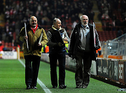 - Photo mandatory by-line: Joe Meredith/JMP - Mobile: 07966 386802 - 10/02/2015 - SPORT - Football - Bristol - Ashton Gate - Bristol City v Port Vale - Sky Bet League One