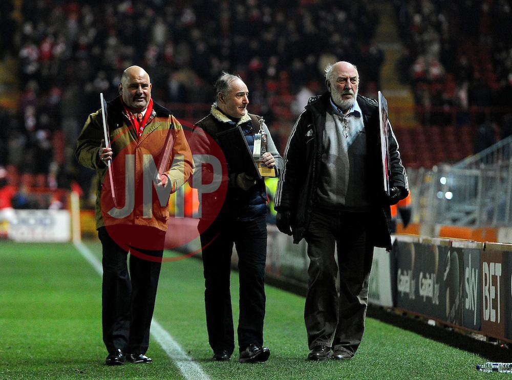 - Photo mandatory by-line: Joe Meredith/JMP - Mobile: 07966 386802 - 10/02/2015 - SPORT - Football - Bristol - Ashton Gate - Bristol City v Port Vale - Sky Bet League One