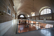 Ellis Island. Immigration Museum