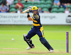 Colin Ingram of Glamorgan in action.  - Mandatory by-line: Alex Davidson/JMP - 24/07/2016 - CRICKET - Cooper Associates County Ground - Taunton, United Kingdom - Somerset v Glamorgan - Royal London One Day