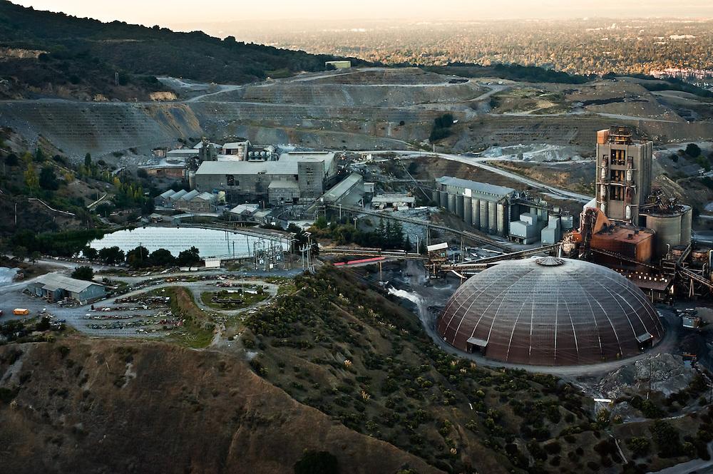 Cement Factory, Cupertino, CA | Barbara Boissevain
