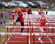 Track 2011 HS Track vs Clymer & Sherman