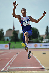 03/08/2017; Chan, Karim, F20, GBR at 2017 World Para Athletics Junior Championships, Nottwil, Switzerland
