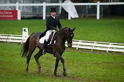 De Jamblinne Geoffroy (BEL) - Hero Z de la Salle<br /> FEI World Championship for Young Horses Le Lion d'Angers 2012<br /> © Hippo Foto - Jon Stroud