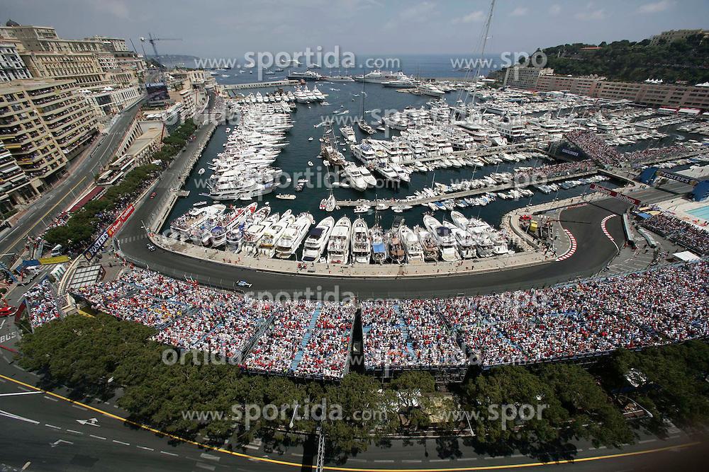 FORMEL 1: GP von Monaco, Monte Carlo, 28.05.2006<br /> Rennstrecke, Stadtansicht, Hafen<br /> &Atilde;'&Acirc;&copy; pixathlon