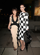 27.APRIL.2013. LONDON<br /> <br /> TAMARA MELLON AND ERIN O'CONNOR LEAVING QUEEN ELIZABETH HALL SOUTHBANK AFTER ATTENDING DAY 1 OF THE 2013 VOGUE FESTIVAL.  <br /> <br /> BYLINE: EDBIMAGEARCHIVE.COM<br /> <br /> *THIS IMAGE IS STRICTLY FOR UK NEWSPAPERS AND MAGAZINES ONLY*<br /> *FOR WORLD WIDE SALES AND WEB USE PLEASE CONTACT EDBIMAGEARCHIVE - 0208 954 5968*