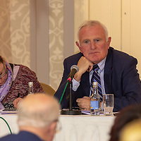 Clare GAA Treasurer Michael Gallagher