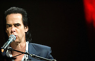 NICK CAVE IN THE HAGUE
