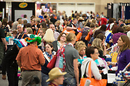 Exhibit Hall Saturday