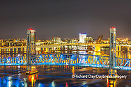 63412-01301 Main Street Bridge St. Johns River, Jacksonville, FL