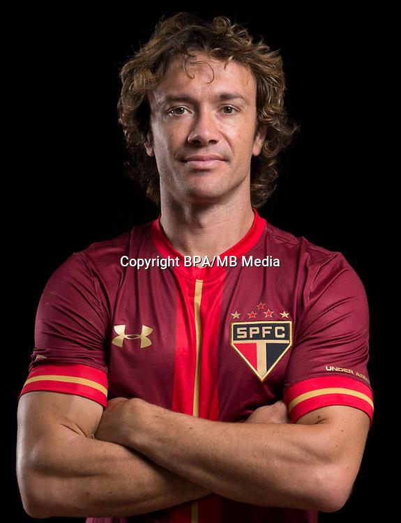 Brazilian Football League Serie A / <br /> ( Sao Paulo Football Clube ) - <br /> DIEGO ALFREDO LUGANO MORENO