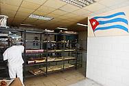 Bakery in Manzanillo, Granma Province, Cuba.